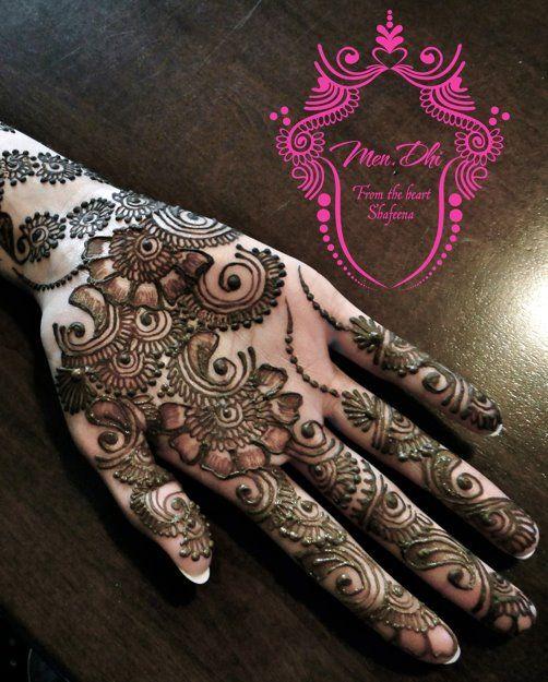All-in-One: Pakistani Mehndi Designs