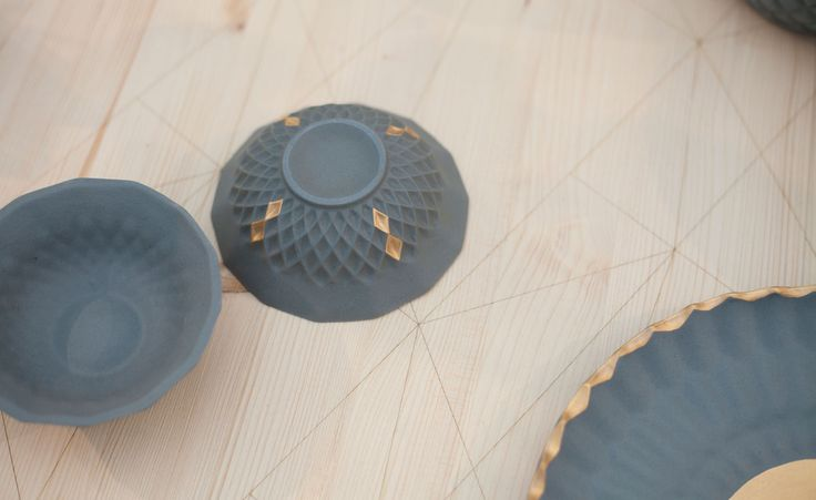 Marking their first collaboration, designers Monika Kořínková and Barbora Šimková debuted their Pierot porcelain tableware collection at the recent 2015 Designblok in Prague. Including cups and saucers, bowls and vases, the handmade collection is ...