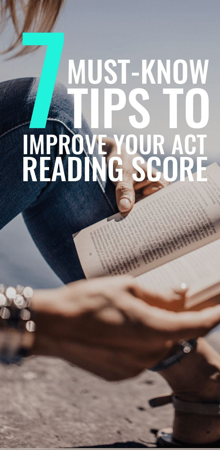 ACT Reading - Tips, Tricks, and Strategies - YouTube