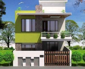 Harga Rumah Kayu Minimalis 2 Lantai Yang Perlu Anda Tahu Modern Small House Design Minimalist House Design Minimalist Home