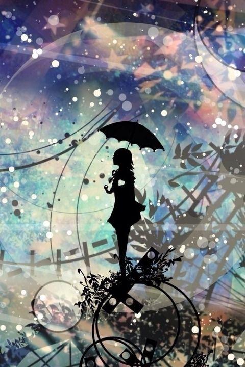 スマホの壁紙に使える画像下さい 暇なvipper 芸術的アニメ少女 幻想的なイラスト 綺麗なイラスト壁紙背景