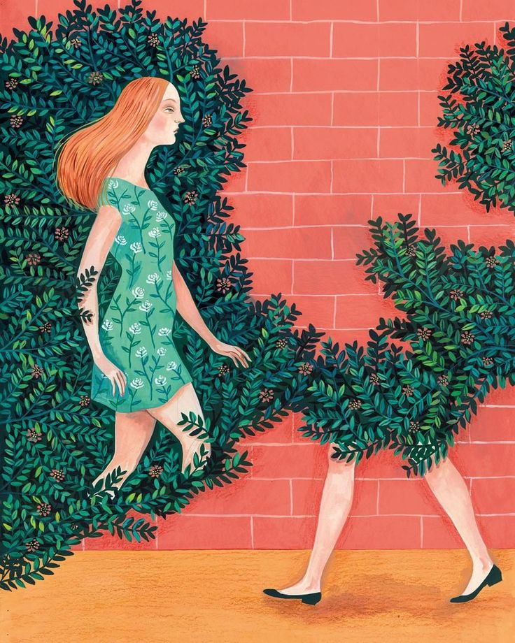 Illustrations by Helena Perez Garcia | #illustration
