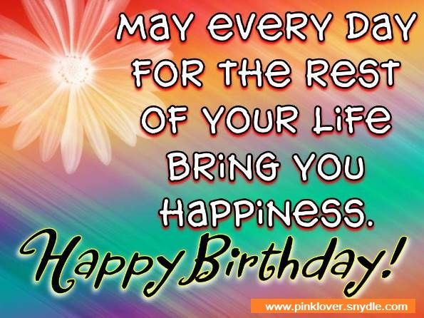224 best Birthday Wishes images – Birthday Greetings for Friends Sayings