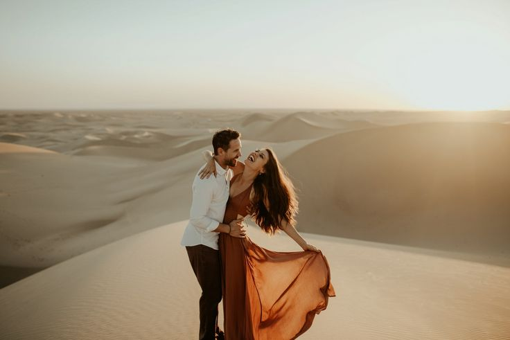 Imperial Sand Dunes, California, United States | Image by Triniti Jensen of trinjensen photography