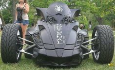 pictures of custom can am spyder - Google Search
