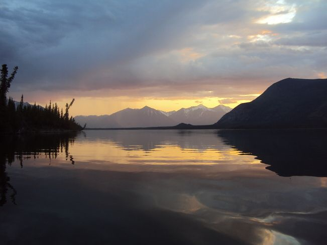 Pine Lake, Yukon (Near Haines Junction)