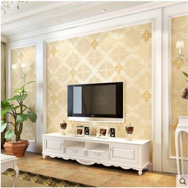 Beibehang Papel De Parede 3D Stereo Luxurious European Wallpapers Living  Room Bedroom TV Background Wallpaper Nonwovens Part 67