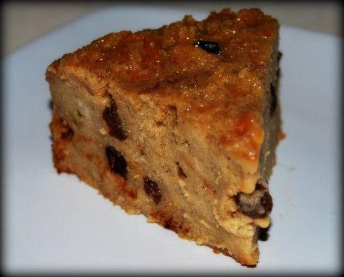 puerto rican bread pudding with coconut milk   Island Bites: Budín Puertorriqueño (Puerto Rican Bread Pudding)