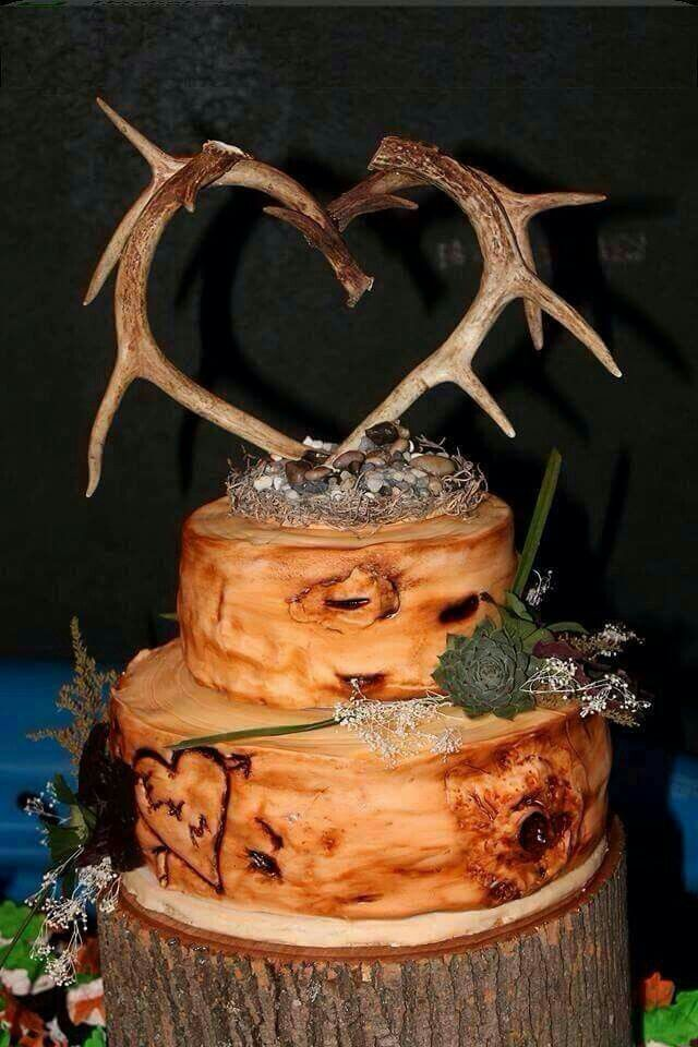 211 Best Images About Cakes Wood Look On Pinterest