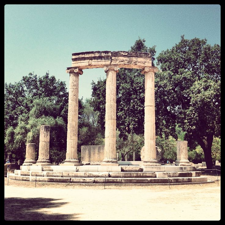 Ancient olympia, Greece - Yet again another awesome spot.