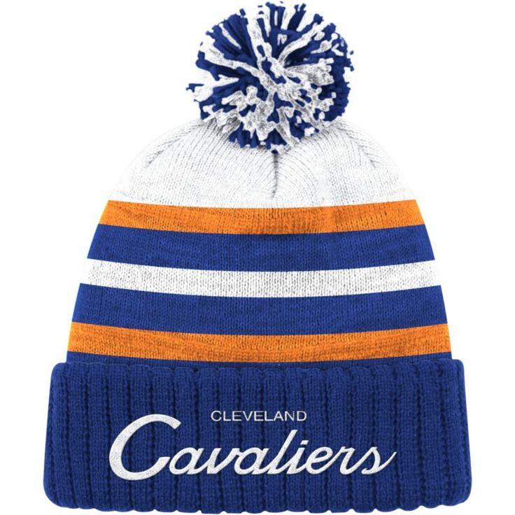 Mitchell & Ness Men's Cleveland Cavaliers Cuffed Knit Hat, Team