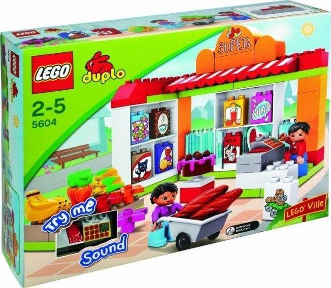 Lego Duplo 5604 Supermarket - 0