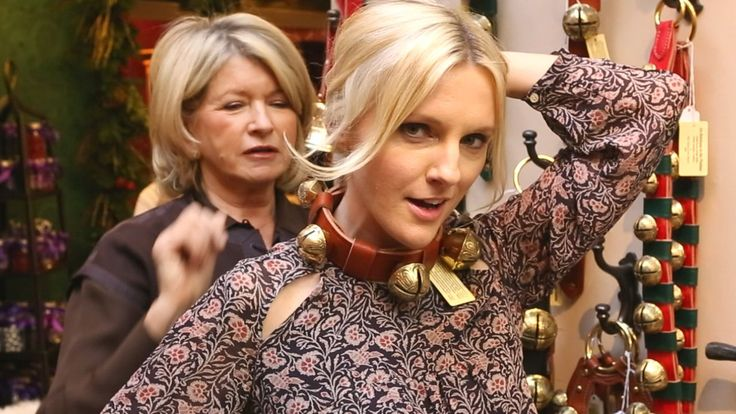 Martha Stewart: Lessons on Being Everything You're Not | Harpers Bazaar The Look: Martha Stewart is everything Laura Brown wants to be, and in this episode of The Look, Laura is one step closer. Watch the two as they hit up Bergdorf's for a little holiday shopping, and learn Martha Stewart's shoe loves and hates.