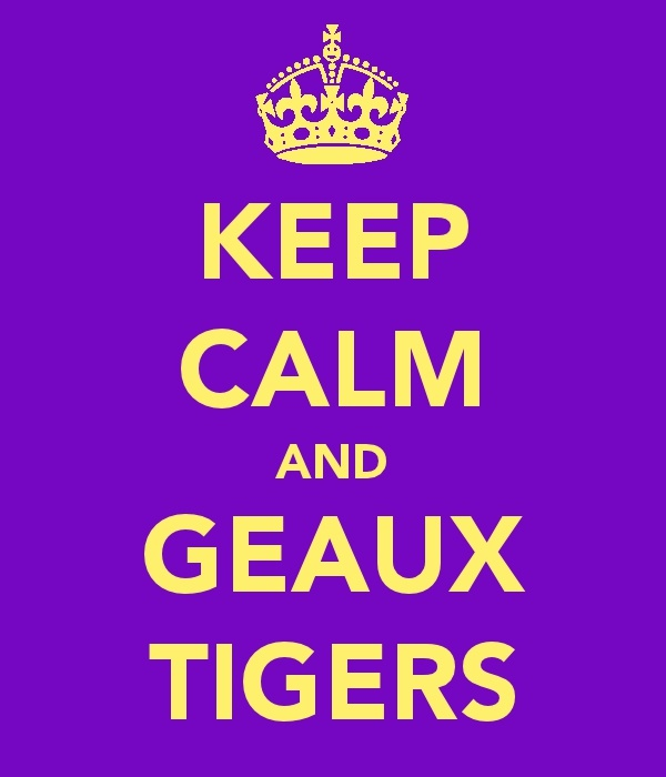 LSU!!: Lsu Tigers Football, Lsu Saints, Forever Lsu, Awesome, Calm Yeah, Things, Lsu Geaux Tigers, Geaux Lsu, Death Valley Lsu