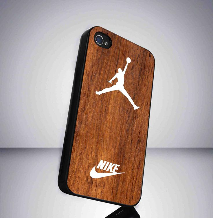jordan iphone 5 case iphone 4 and 5 for wood nike by kevinstefano 15592