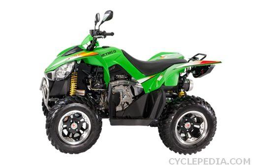 kymco maxxer 450i ATV online service manual