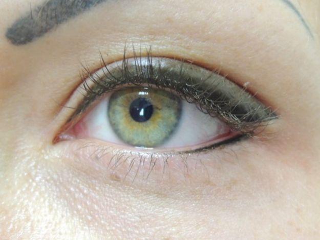 Татуаж глаз - тени ::: onelady.ru ::: #makeup #eyes #eyemakeup
