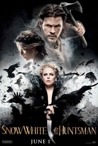 Snow White and The Huntsman Movie Poster 1 Sided Original 27x40 | eBay