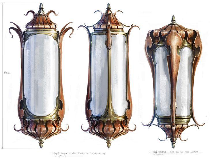Jeremy Love - Color Lanterns