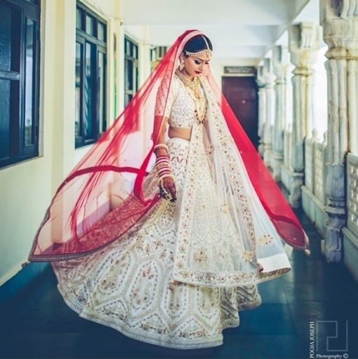 abccf2a754cd What are the latest trends in bridal lehengas? - Quora | FABULOUS ...