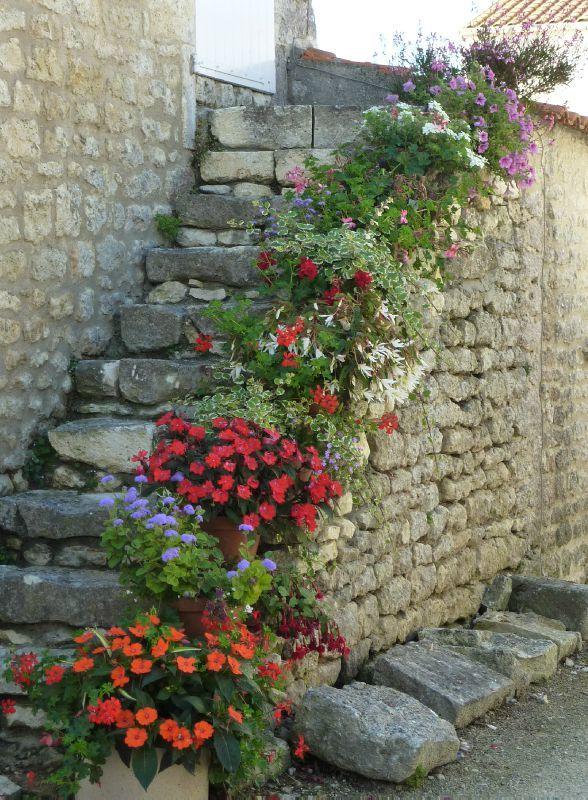 Petit escalier , île d'Oléron