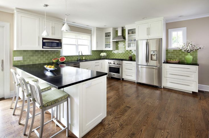 New York Contemporary Kitchen by Clean Design