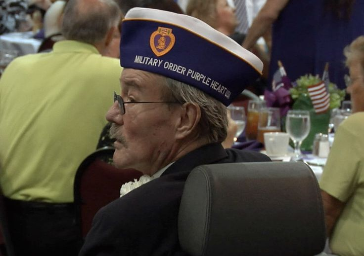 Fifty-two North Carolina Purple Heart recipients were honored in Goldsboro on August 7, 2014. Video and stills of this event courtesy of SJAFB Public Affairs. www.NCPressRelease.org Robert B Butler | PR #USAF #USARMY #USMC #USNAVY #USCG #NCPressRelease www.RBButler.com