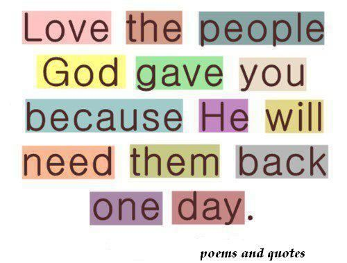 <3: One Day, God Will, Remember This, People God, Quotes, Sotrue, Truths, So True, Families