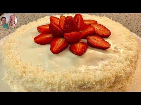 """Торт """"Клубничная Симфония""""! Невероятно вкусный и нежный торт!"""