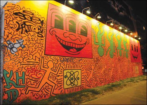 Assez 16 best Keith Haring - Street-art and Graffiti images on Pinterest  GK74