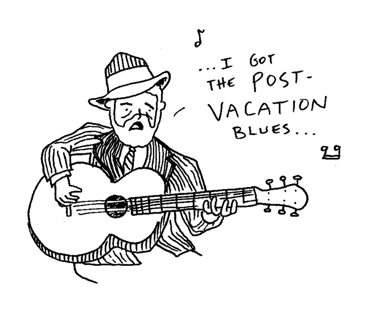 Post-Vacation Blues | The Artpocalypse is Near