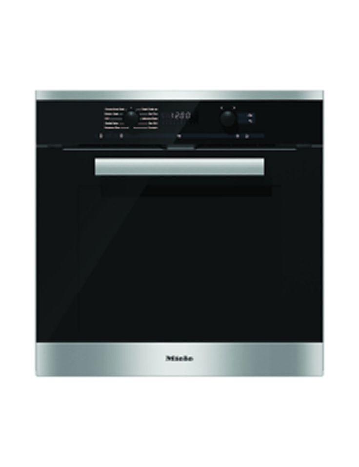 H 6260 BP CleanSteel 60cm Wide Oven
