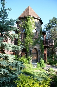Grail Springs Retreat and Spa in Bancroft, Ontario, Canada