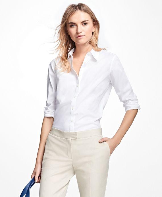 23 best images about crisp white shirt on pinterest for Crisp white dress shirt
