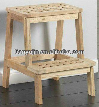1000 id es sur le th me marchepied en bois sur pinterest marche pied bois ikea pied de table. Black Bedroom Furniture Sets. Home Design Ideas