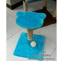 mainan,garukan/cakaran kucing (cat scratcher)