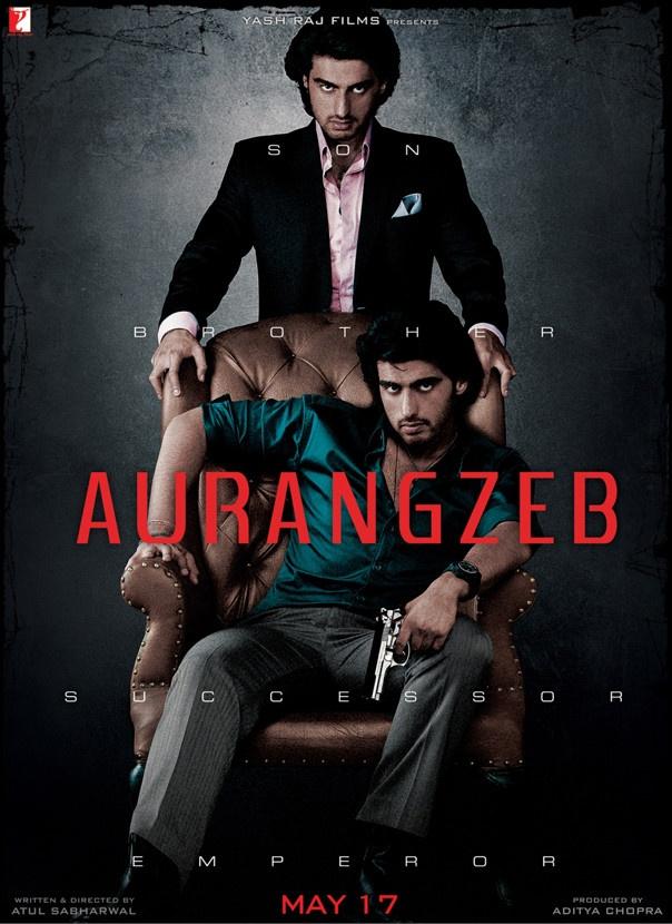 Aurangzeb - Movie Poster #1