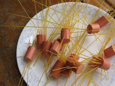 plumpudding: Spaghetti dogs
