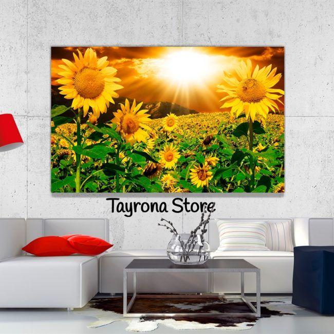 Cuadro Decorativo Tayrona Store Para Sala o Alcoba Flores 84