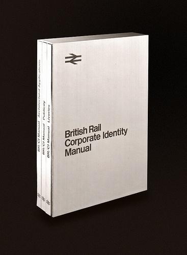British Rail Corporate Identity Manual — Design Research Unit