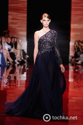 Новая коллекция Elie Saab (фото) - lady.tochka.net