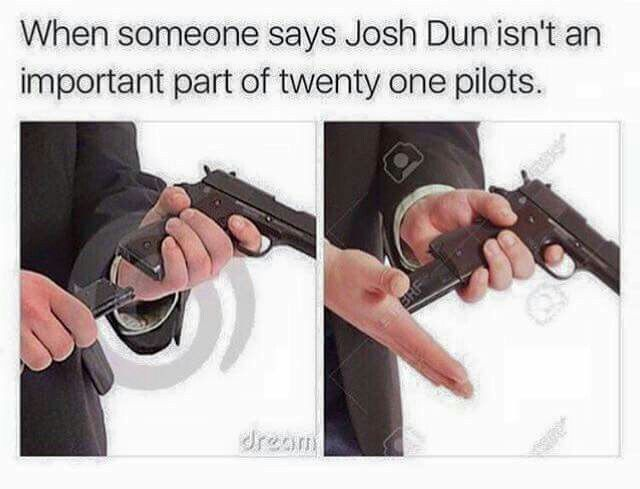 JOSHUA WILLIAM DUN HELPS TYLER WITH HIS PROBLEMS AND ALSO MAKES SICK AS FRICK BEATS ON THE DROOMS THAT NOBODY ELSE COULD MAKE