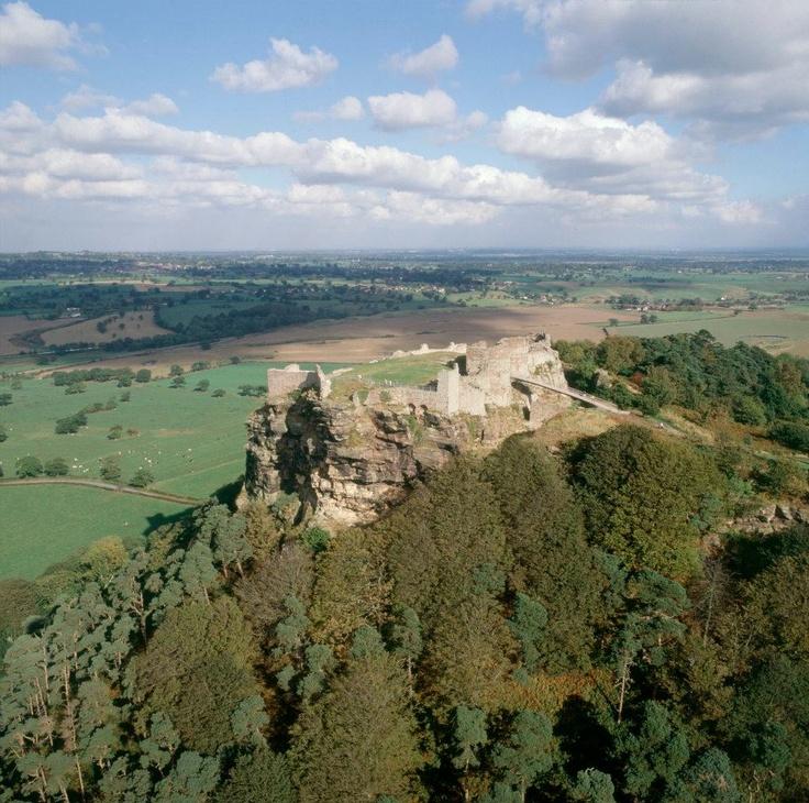Beeston Castle, Derbyshire