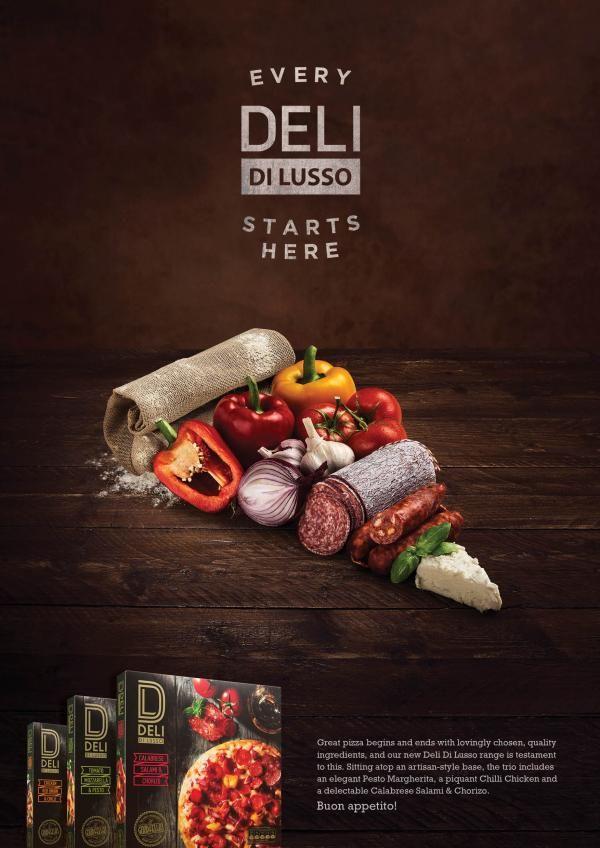 Spice, Deli Di Lusso, The Social House, Goodfella's, Print, Outdoor, Ads