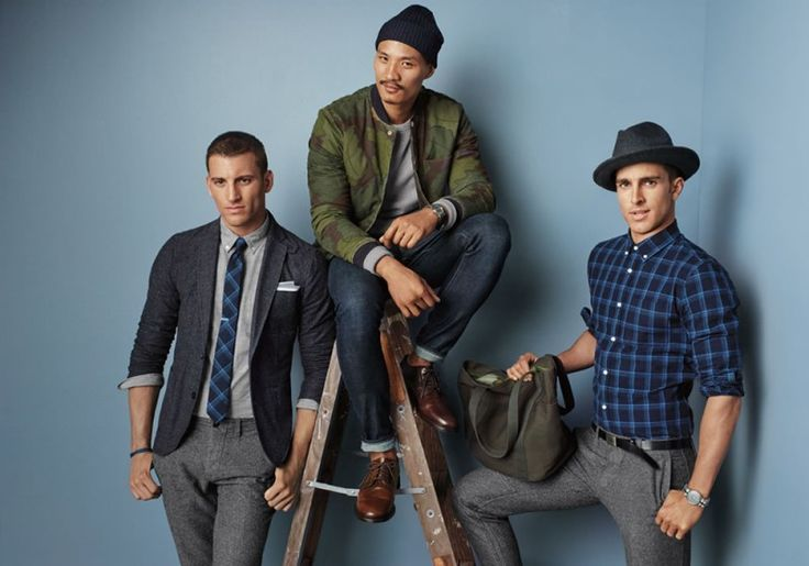 See More Pictures from Gap x GQ Best New Menswear Designers in America