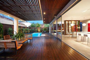 DDB DESIGN Exteriors & Pools - contemporary - Deck - Melbourne - DDB Design Development & Building