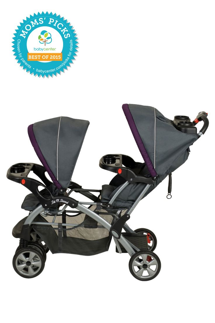 What Car Seat Fits Sit And Stand Stroller