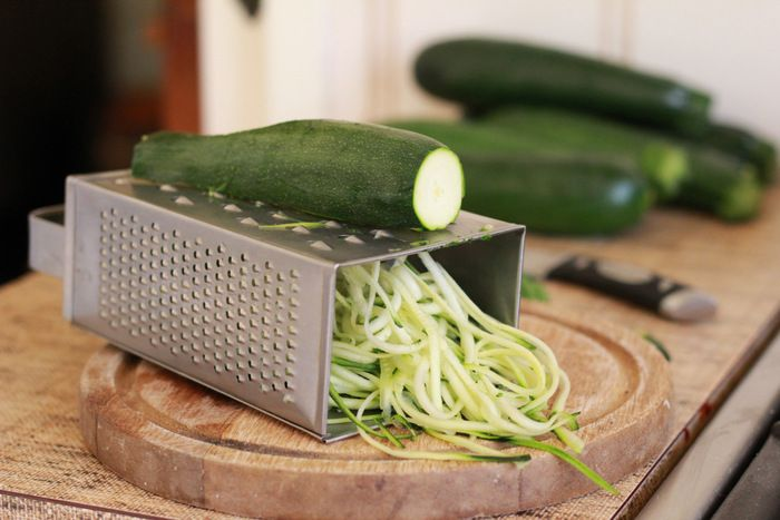 Embracing the zucchini glut {and a recipe for zucchini bread and ...