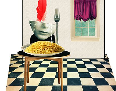 "Check out new work on my @Behance portfolio: ""Come Home, there's Pasta."" http://be.net/gallery/48189855/Come-Home-theres-Pasta"