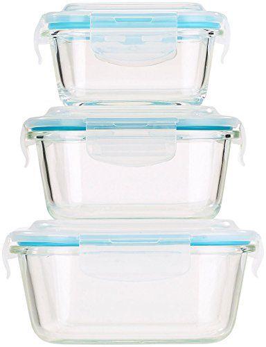glasbehälter mit deckel